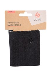 Reversible Sweat Band - 2 Pk