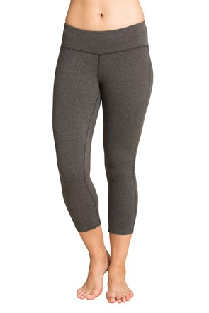 Ziga-zag Capri Leggings