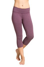 Zakti Between The Lines Capri Legging