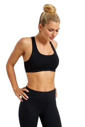 Locked And Loaded Sports Bra