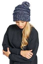 Zakti Pull It Back Beanie