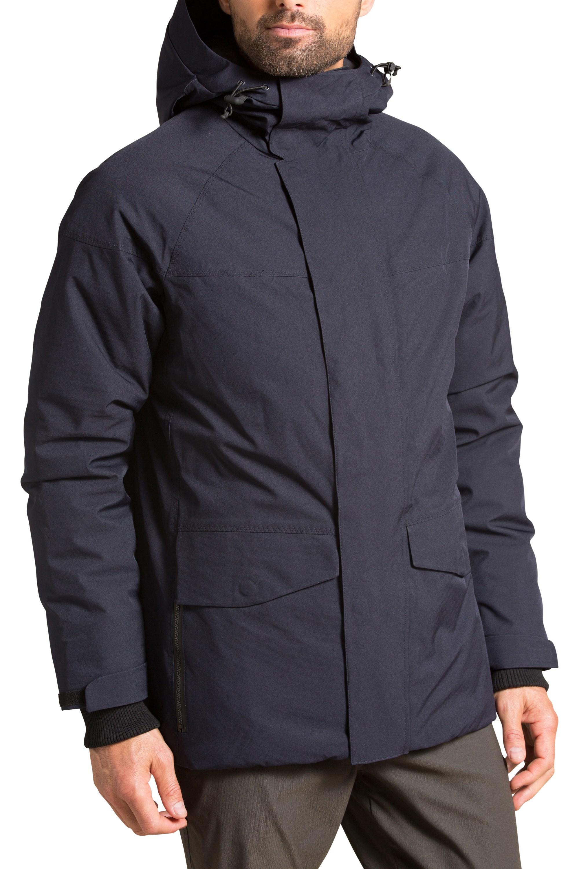 Evolution Padded Jacket - Navy