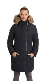 Zakti Womens Snow Globe Down Parka