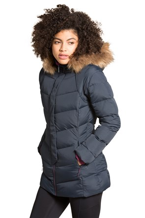 Cozy To The Core Down Padded Jacket
