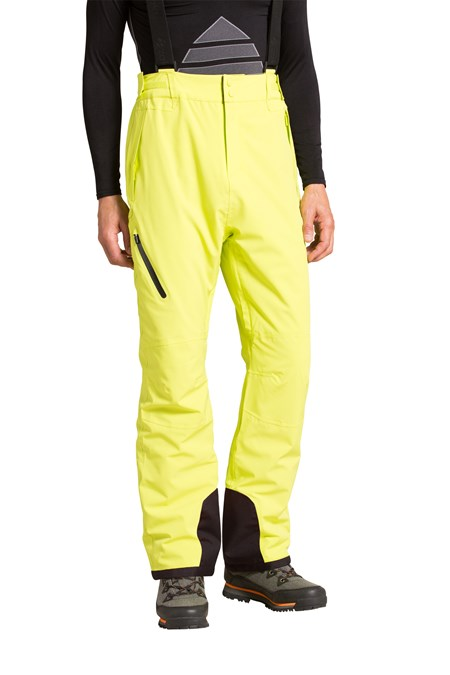 Freestyle Ski Pants - Lime d0af3c357