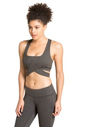 Zakti Knockout Sports Bra