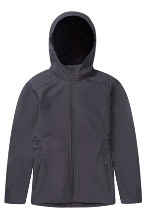 Kids Cascade Water Resistant Softshell