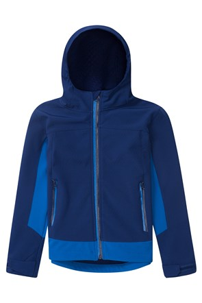 Kids Holler Softshell Jacket