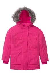 Zakti Kids Freeze Over Down Long Jacket