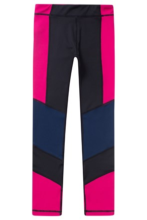 Kids Cubic Cue Block Leggings