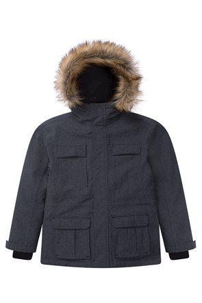 Kids Polar Down Jacket