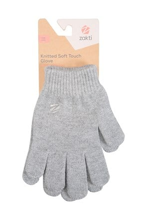 Kids Knitted Soft Touch Gloves
