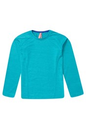 Zakti Kids Long Sleeve Twirl Top