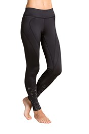 Zakti Illuminate Womens Run Tights