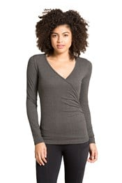Zakti Joined At The Hip Long Sleeve Top