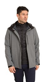 Zakti Pathfinder 3 In 1 Padded Jacket