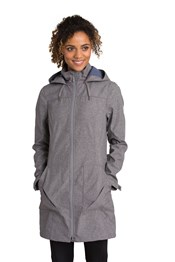 Zakti Spring Fling Womens Softshell Jacket