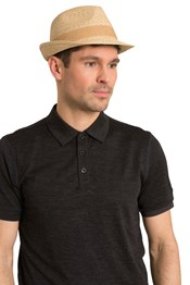 Zakti Full To The Brim Mens Trilby