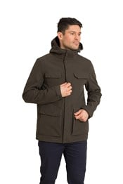 Zakti Salt Of The Earth 3 In 1 Mens Jacket