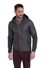 Zakti Mens Off The Grid Padded Jacket