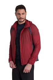 Zakti Mile A Minute Mens Running Jacket