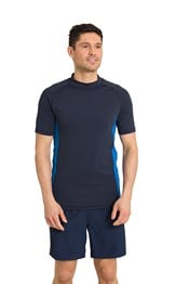 Zakti To The Depths Mens Rash Vest