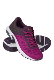 Zakti No Looking Back Run Trainers