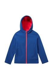 Zakti Vapour Kids Softshell Jacket