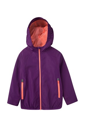 Zakti Kids Step & Spin Water-resistant Jacket