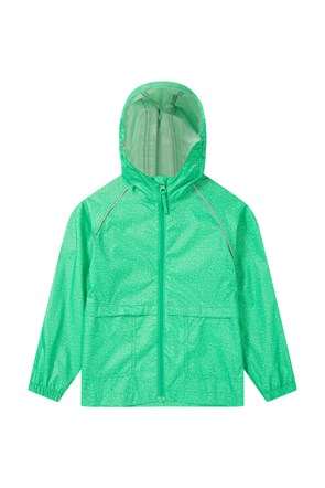 Zakti Kids Push & Pull Waterproof Jacket