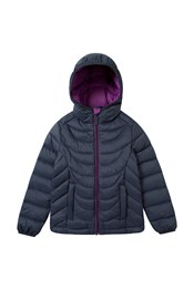 Zakti Overlap Kids Padded Jacket