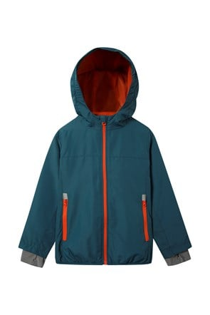 Zakti Kids Minute Mile Running Jacket