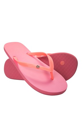 Keep Moving Ombre Flip Flops