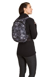 Zakti Packaway Backpack- Printed