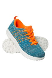 Zakti Kids On The Fly Knitted Trainers