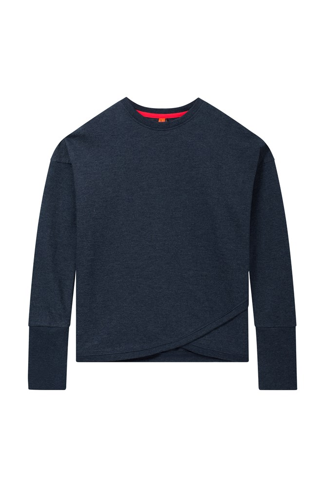 Kids Downtown Dance Sweatshirt - Navy