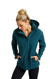 Zakti Through The Mist Womens Softshell