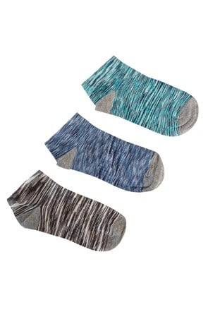 Space Race Active Socks - 3 Pack
