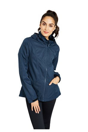Zakti Womens Flashback Waterproof Jacket