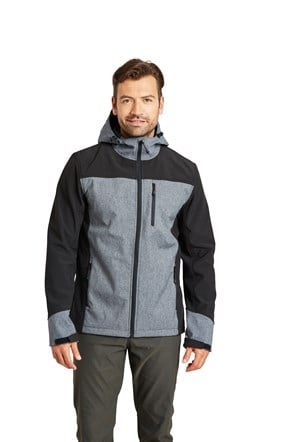 Zakti Mens Light In The Dark Reflective Jacket