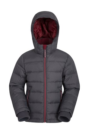 Boys Arctic Down Jacket