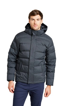 Solar Wind Down Padded Jacket