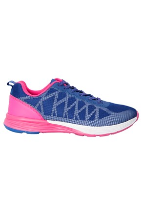 Kids Low Flying Reflective Running Trainers