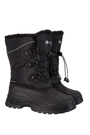 Kids Snow Cool Snow Boots