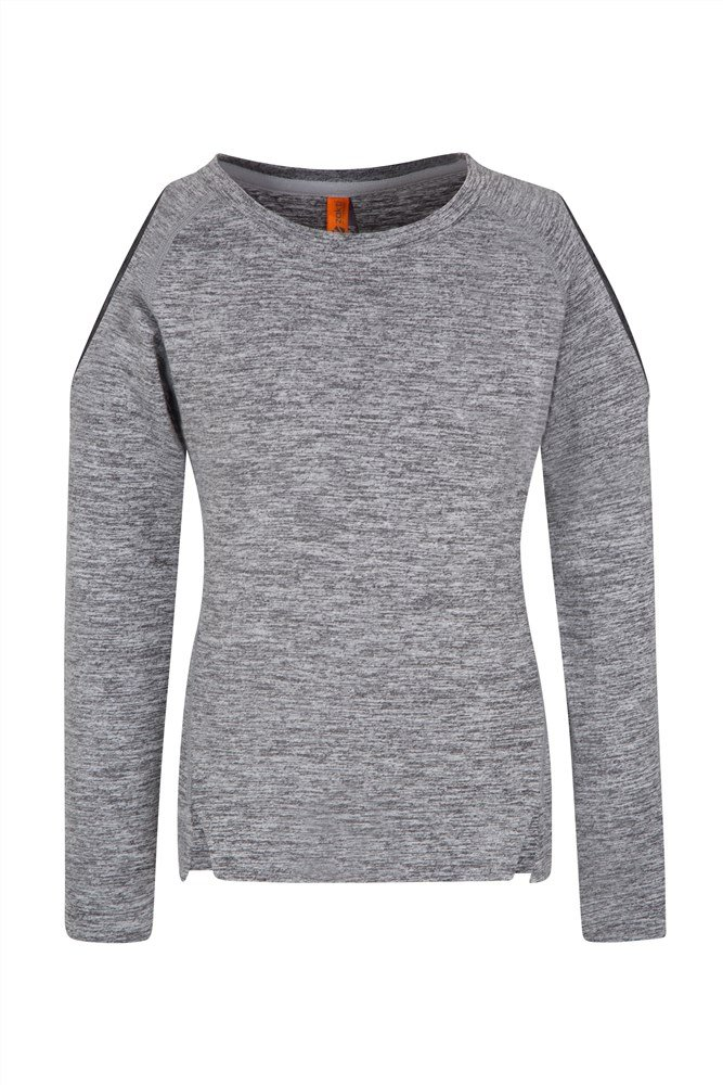 Kids Warm It Up Sweatshirt - Grey