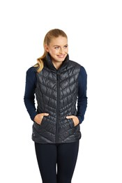 Zakti Womens  Rouch Down Padded Gilet