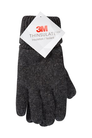 Sheep Shape Thinsulate Wool Gloves