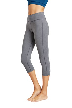 Zakti Womens Super Sculpt Capri Leggings