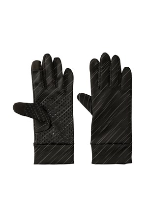Flash Reflective Running Gloves