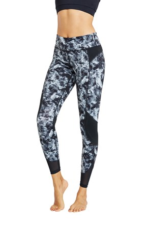 Zakti Look Forward Printy Womens Leggings